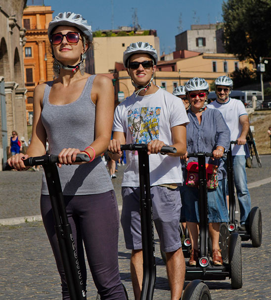 Tour by Segway