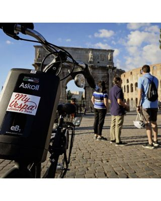 THE APPIAN WAY AND CATACOMBS BY BIKE