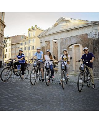 THE GHETTO AND TRASTEVERE BY BIKE