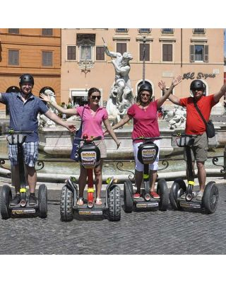 MINI TOUR BY SEGWAY