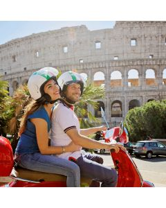 VESPA TOUR OF ROME TO DISCOVER BERNINI'S MASTERPIECES