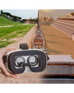 3D VIRTUAL TOUR OF THE CAESARS BY VESPA