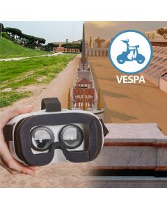 3D VIRTUAL TOUR OF THE CAESARS BY VESPA