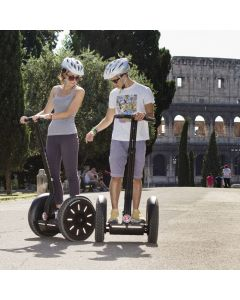 SEGWAY TOUR IN THE HISTORIC CENTER OF ROME AND ITALIAN GELATO