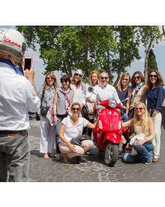 CASTELLI ROMANI TOUR BY VESPA