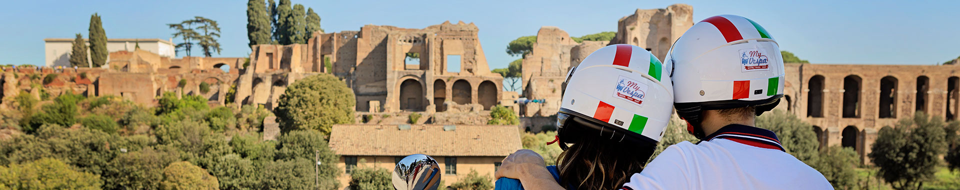My Vespa Tours Rome - About